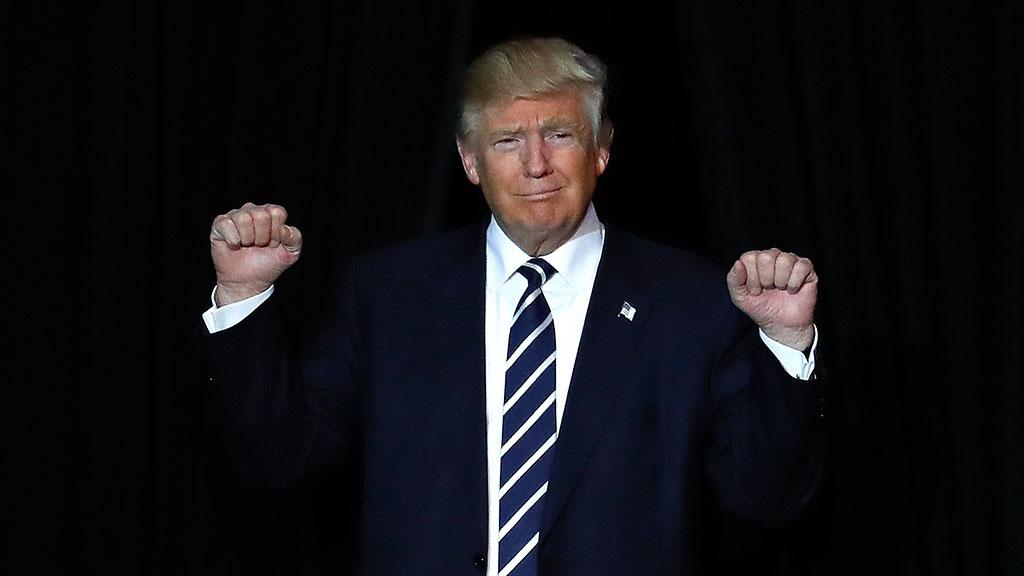 Нобелевка по нему плачет: Трампа предложили наградить