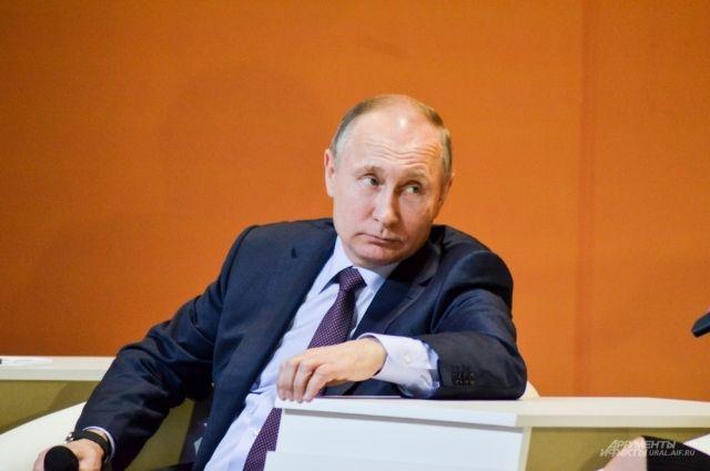Путин: применение военной силы в обход Совбеза ООН помогает террористам