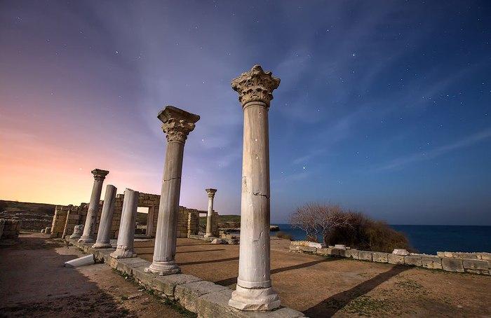 Древнему городу больше 2500 лет. Автор фото: Сергей Анашкевич