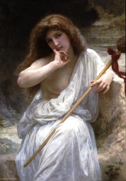 Гимн материнству и женской красоте. Бугеро (Бугро) Вильям-Адольф (William-Adolphe Bouguereau)   •