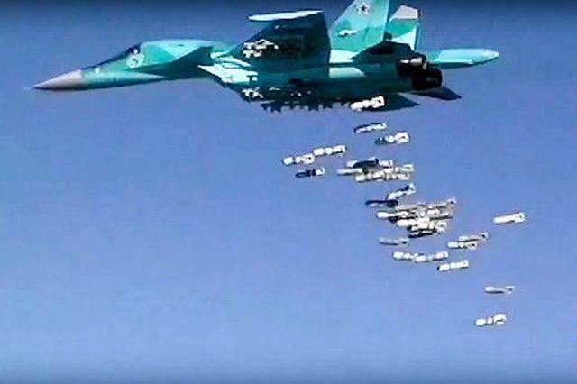 ВКС РФ в Сирии в четыре раза эффективнее авиации коалиции США. В чем же разгадка?