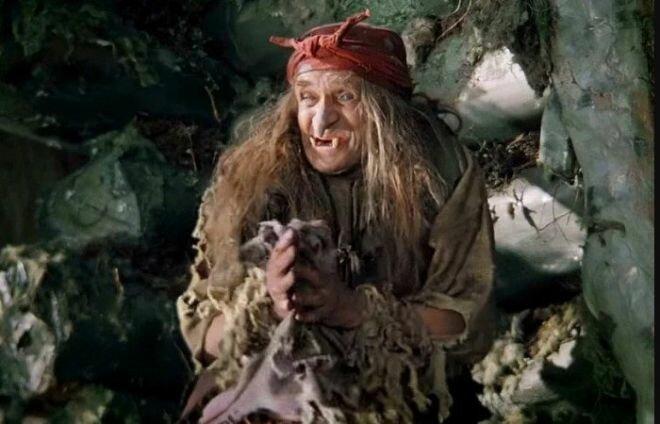 Баба-яга. Злая ведьма или добрая волшебница