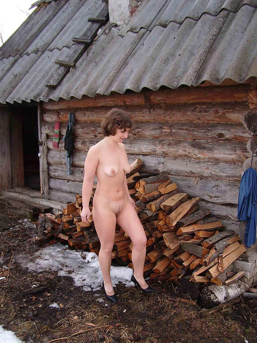 Скрытая камера в деревенской бане фото 545-541