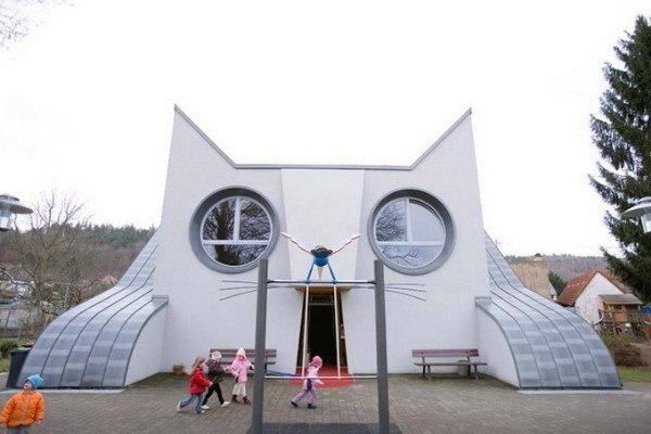 Детский сад Die Katze в Германии
