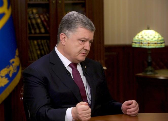Порошенко подписал закон о прекращении действия договора о дружбе Украины с Россией
