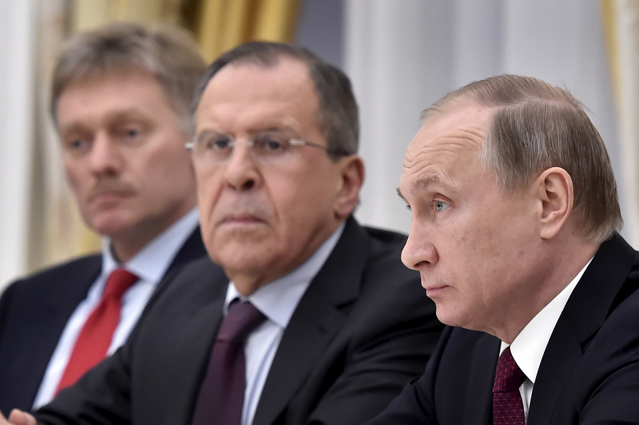 Лавров исключил «риск военного противостояния». На 100%