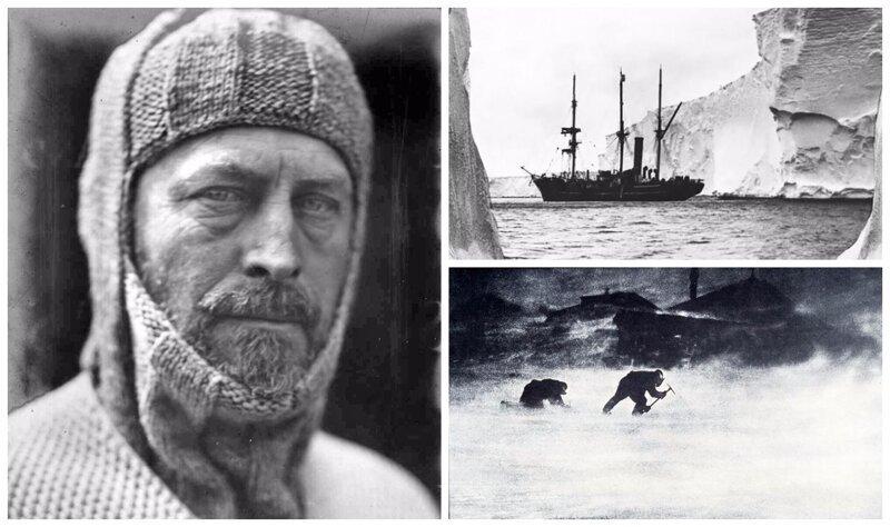 Выжить в ледяном аду: одиссея Дугласа Моусона – первого покорителя Антарктиды