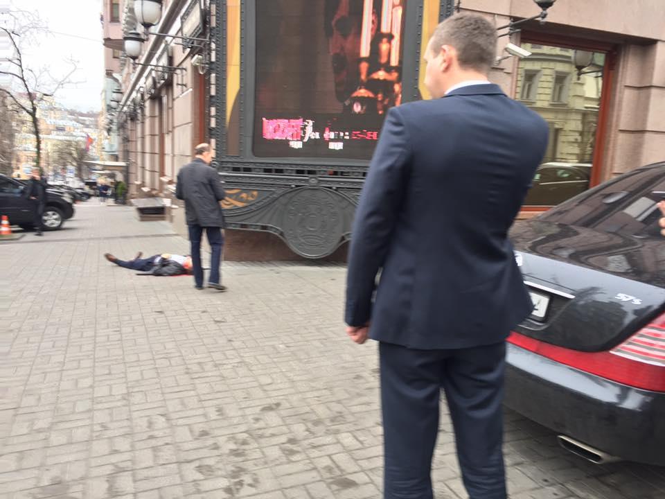 Садальский назвал виновных в убийстве Дениса Вороненкова