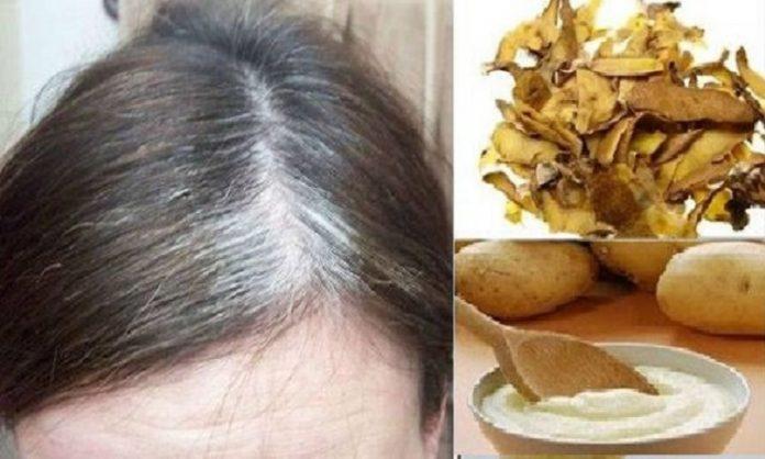 Вот как избавиться от седых волос навсегда с помощью этого ингредиента