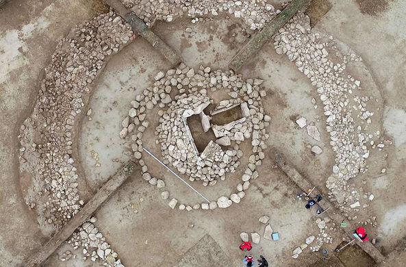 Под Махачкалой обнаружили необычное захоронение бронзового века