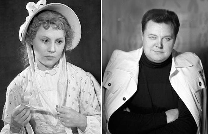 Вячеслав Невинный и Нина Гуляева: «Если ты меня разлюбишь, я умру...»
