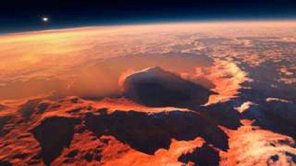 Исследователи обнаружили следы ядерной войны на Марсе
