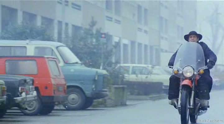 Мотоциклы Адриано Челентано — он всегда был поклонником марки Днепр