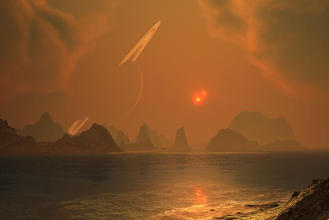 Крупнейший спутник Сатурна может быть обитаем