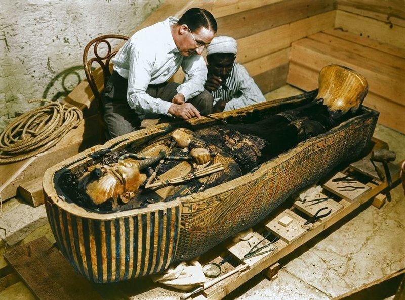 Находка столетия: история главного археологического открытия ХХ века