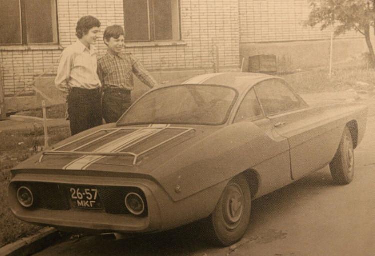 История купе ЗАЗ Спорт-900