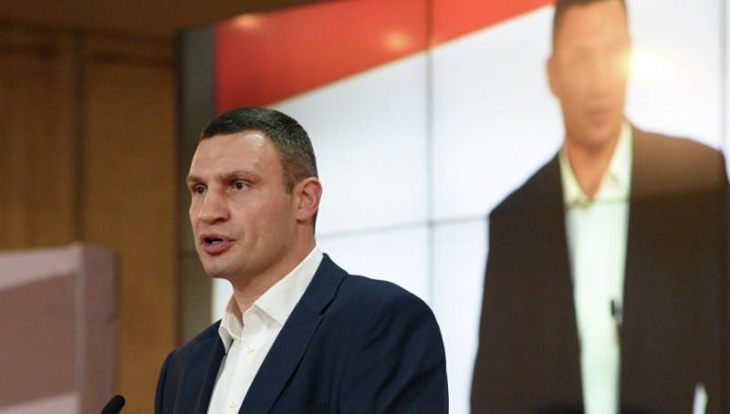 Президентом Украины станет Кличко