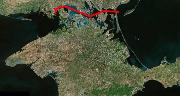 «План Б» на миллиард: на Украине форсируют тему строительства альтернативы Керченскому проливу
