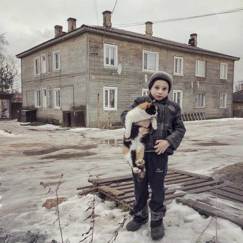Российская провинция в снимках