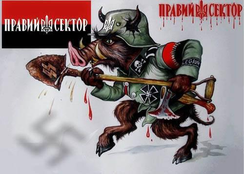 На Украине готовится новая охота на ведьм, а Донбасс продолжают обстреливать
