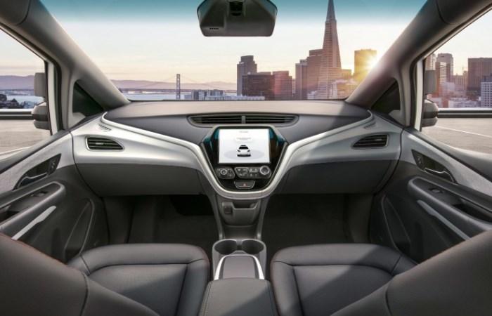 Автомобили General Motors могут лишиться рулевого колеса совсем скоро