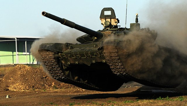 """Т-72 на """"стероидах"""". На что способна новейшая модификация российского танка"""