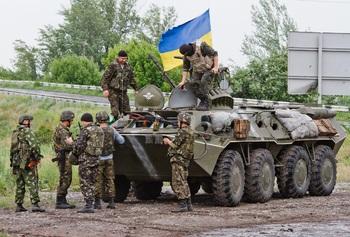 В Киеве нашли способ выдавить «российские войска» из Донбасса