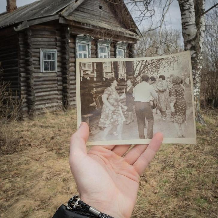 26 фотографий, на которых изображена вся пропасть между прошлым и настоящим