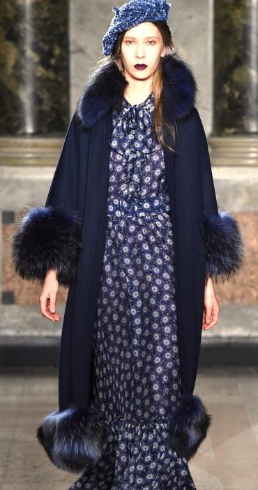 Luisa Beccaria  осень-зима 2015-2016-- элегантность, женственность и нотка волшебства