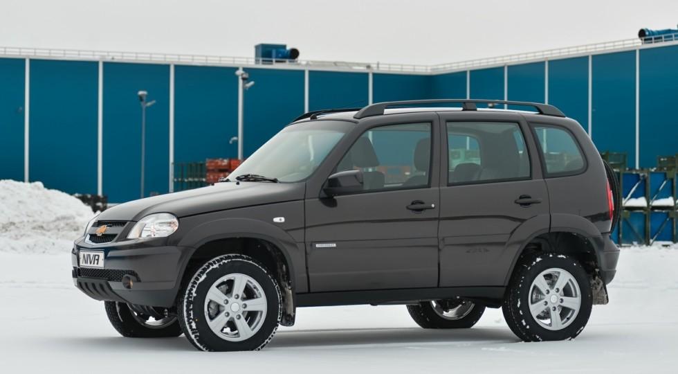 Chevrolet Niva с доработками: современнее, но дороже