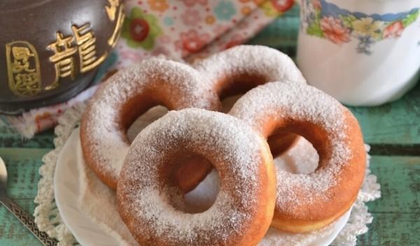 Творожные пончики. От мягких пончиков не откажутся ни взрослые, ни дети
