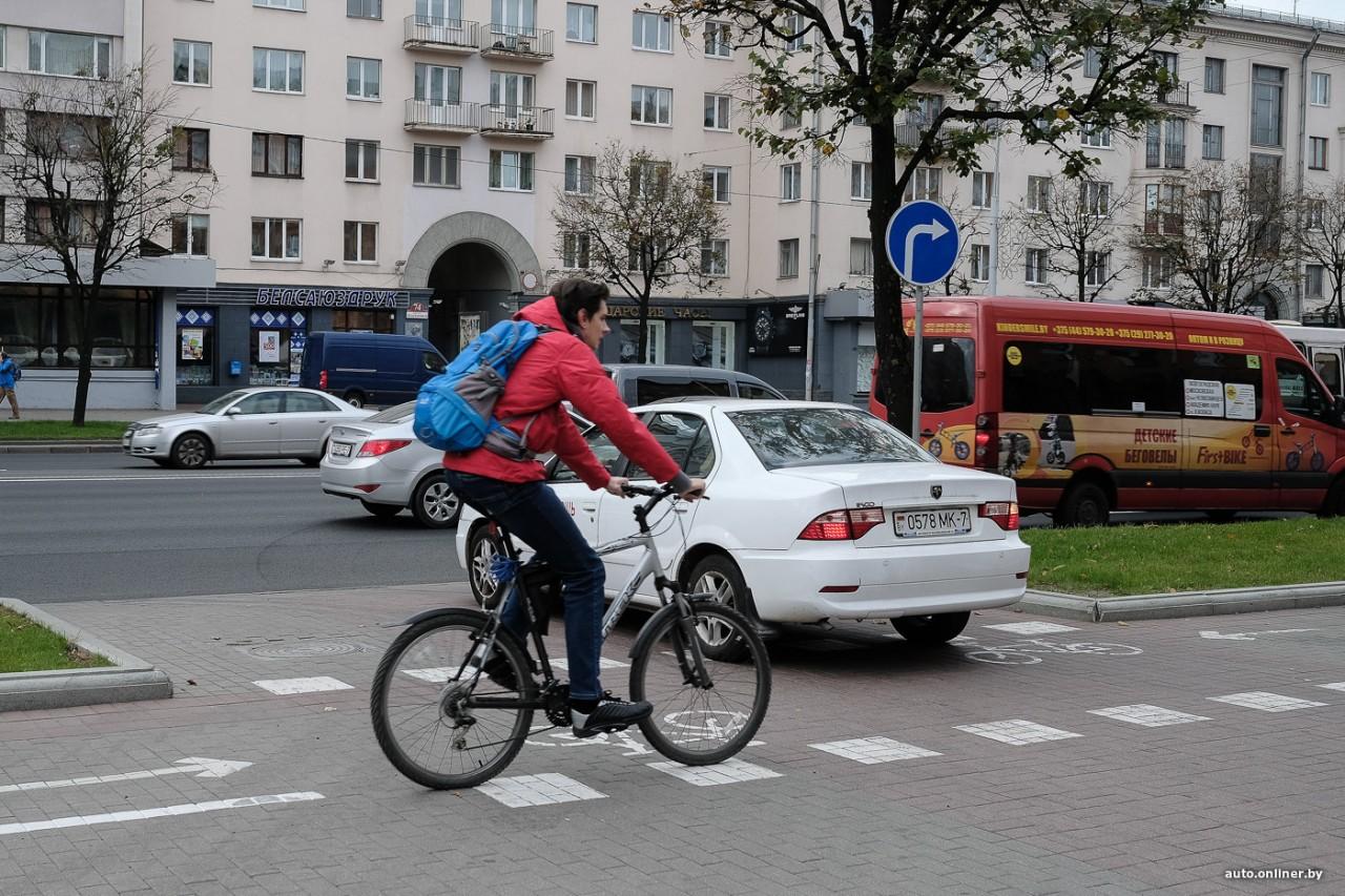 7 правил выживания на дороге для велосипедиста