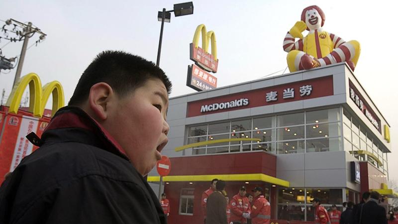 «Макдоналдсов» в Китае больше не будет