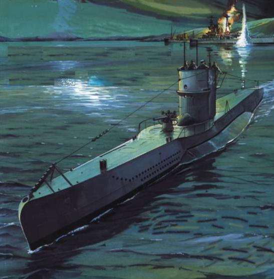 Как пара советских танков умудрилась утопить немецкую подлодку
