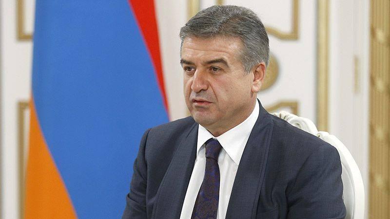 Новый лидер Армении Карен Карапетян: неужели новая многоходовка Москвы?
