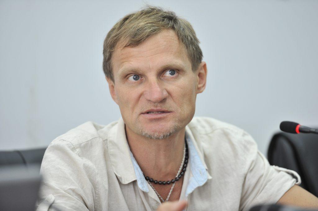 Прозрение Олега Скрипки: Даже во Львове украиноязычных считают рагулями