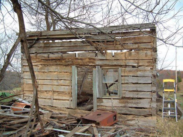Как разрушенную хижину за 100 долларов превратить в дом своей мечты