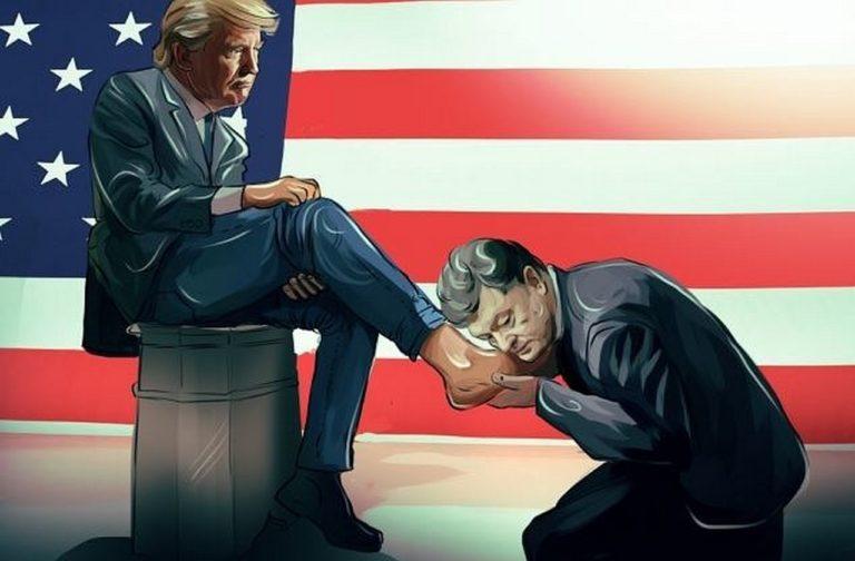 Политолог: Следующий удар нанесёт шавка-Порошенко