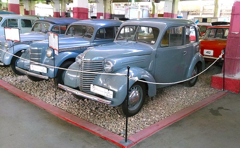 «Гадкие утята» советского автопрома