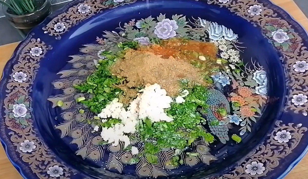 как приготовить рыбу по арабски