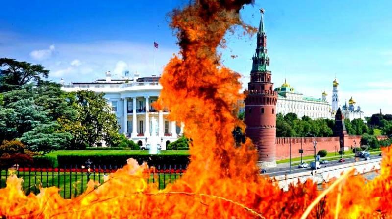 Русский козырь: Ответ Москвы…