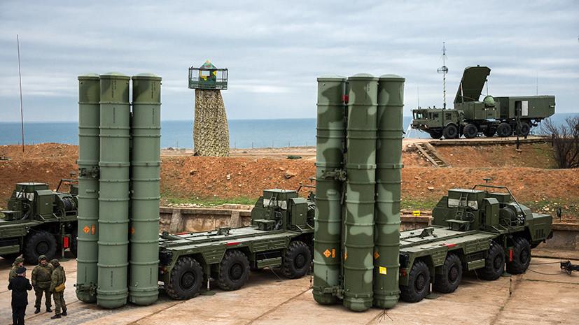 На боевое дежурство в Крыму заступит ещё один дивизион С-400