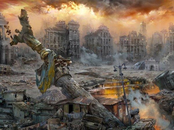 Украина официально стала сам…