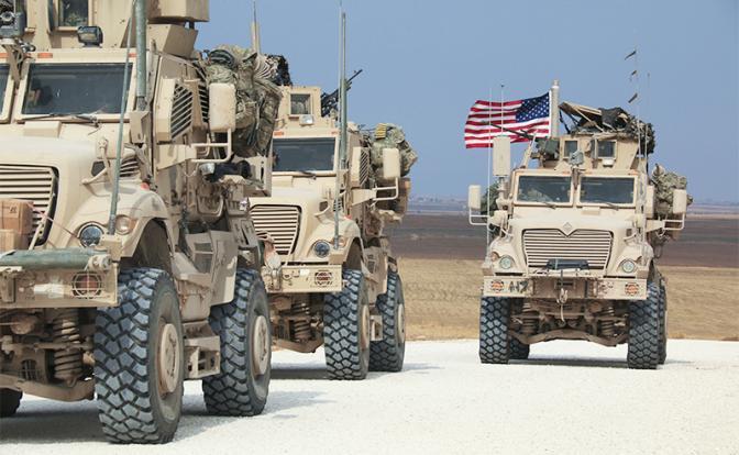 Американцы собрались беспощадно бомбить русских в Идлибе