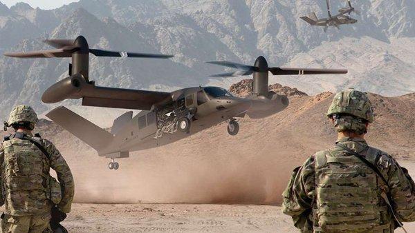 Новые вертолеты США: быстрее и дальше