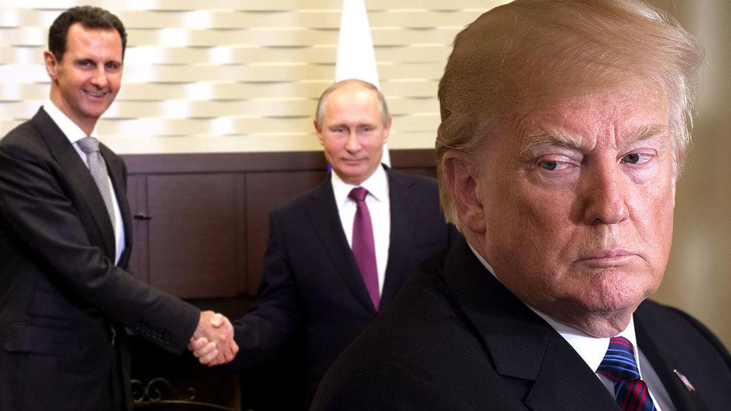 Трамп публично оскорбил Путина