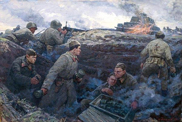 Бессмертный подвиг курсантов во время Второй Мировой