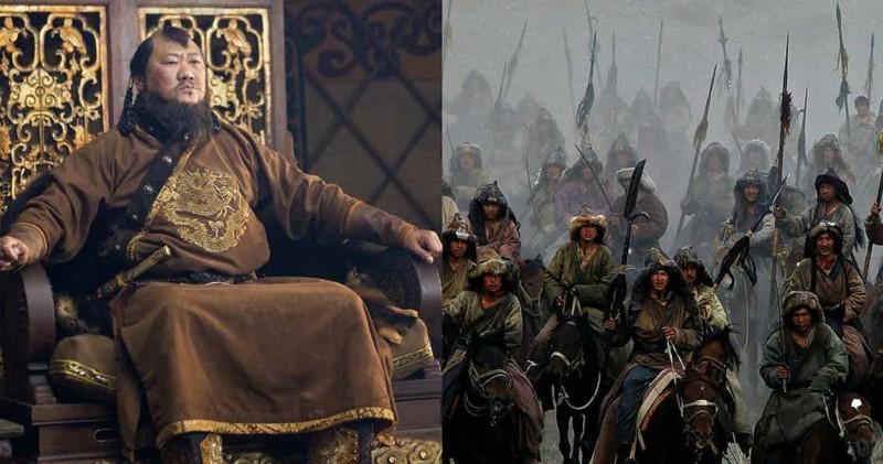 Самый жестокий император в истории человечества: 15 темных секретов о Чингисхане