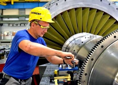Киев блокирует турбины Siemens в Крыму