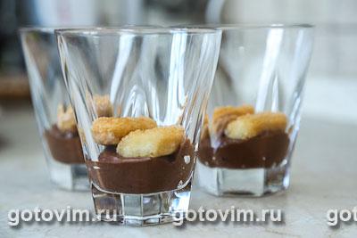 Шоколадный тирамису, Шаг 04